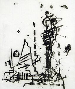 DDR-Kunst-Begrenzt-Gelenkt-1984-Frank-BRETSCHNEIDER-1956-D-handsigniert