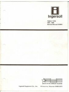 details about case garden tractor 446 222 220 210 timely tips service manual 9 51610 Ingersoll 222 Garden Tractor