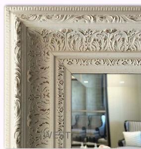 image is loading west frames elegance ornate embossed antique white gold