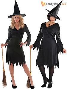 Donna-Strega-Cattiva-Costume-Adulti-Halloween-Fantasia-Abito- 16706617d88d