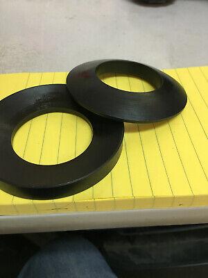 Northwestern 5//8 Bolt Stainless Steel Spherical Washer Set 1-3//8 OD 10 Sets