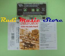 MC ENRICO CARUSO Addio mia bella napoli 1995 italy REPLAY MUSIC no cd lp dvd vhs