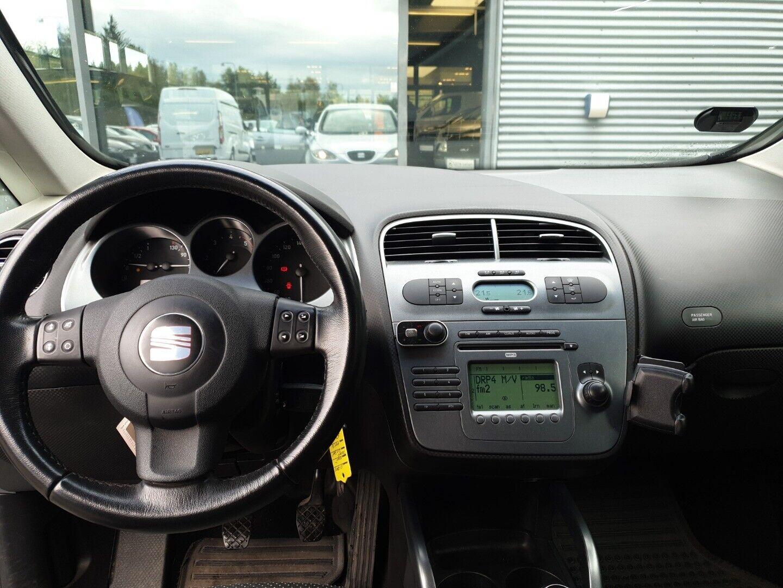 Seat Toledo 2,0 TDi Stylance - billede 7