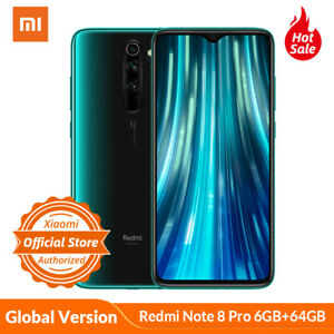 Details About Xiaomi Redmi Note 8 Pro Unlocked Smartphone 653 Inch 664128gb Global Version