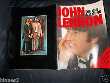 """The BEATLES "" JOHN LENNON ""The Life & Legend"" SUNDAY TIMES TRIBUTE MAG 1980 FAB"