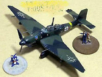 Cafereo 1:144 Dive Bomber 2a Junkers Ju87 D-5 Iii./stg2