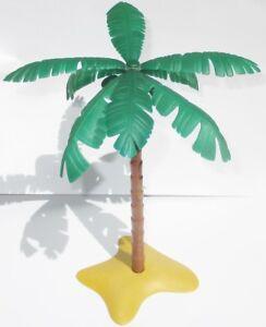Playmobil PALME Baum Safari Pflanze Ersatzteil aus 3415 Araber Beduine H 21 cm
