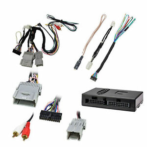 Details about Axxess AX-GMCL2-SWC Radio Replacement Interface w/ SWC for  Select 2000-13 GM