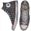 miniature 4 - Converse All Star Chaussures Hommes Chuck Taylor Hi Tatouage Italian Edition