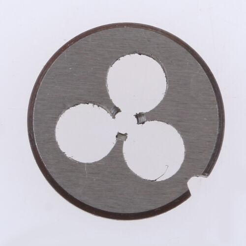2pcs//Set M2,2 M2,5 Schneideisen HSS Regelgewinde Handgewindebohrer
