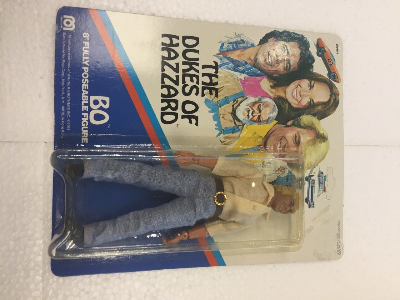 The Dukes Dukes Dukes of Hazzard Bo (1981 Mego) 72abc5