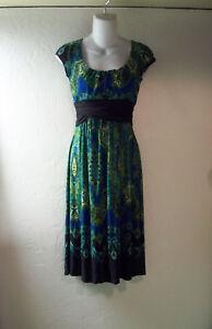 2-Midi-Empire-Waist-Dresses-Roulette-Dress-size-M-amp-Dorby-Dress-size-8