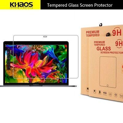 "9H Premium Tempered Glass Screen Protector Film for Macbook Pro Retina 13/"""