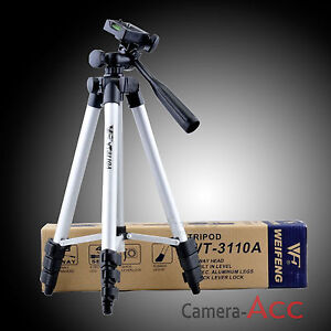 Universal Camera Camcorder Adjustable Tripod Stand Support for Canon Sony Fuji - Portsmouth, United Kingdom - Universal Camera Camcorder Adjustable Tripod Stand Support for Canon Sony Fuji - Portsmouth, United Kingdom