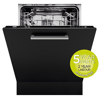 MyAppliances REF28010 60cm Built In Dishwasher with 12 Place Settings