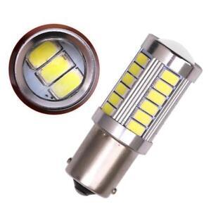 2Pcs-LED-Auto-Gluehbirne-1156-Backup-Ruecklicht-33-SMD-5630-5730-12V-BA15S-Heiss
