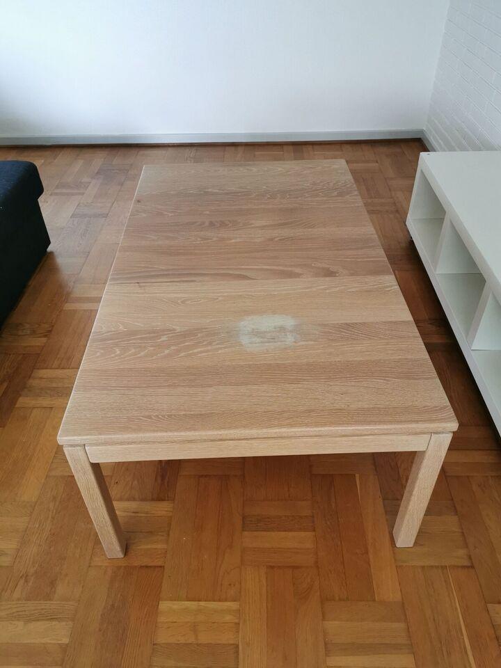Sofabord, Andersen, egetræ – dba.dk – Køb og Salg af Nyt og