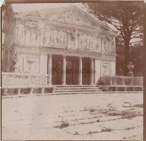 Viaggio IN Italia Roma Foto Amateur Vintage Citrato Ca 1900 #10