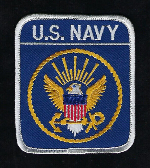 Woman Veteran Embroidered Military Patch 3-1//4 Inches