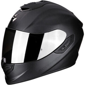 CASQUE-MOTO-SCORPION-EXO-1400-AIR-CARBON-Noir-mat-M