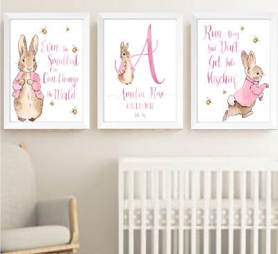 Peter Rabbit Beatrix Potter Baby
