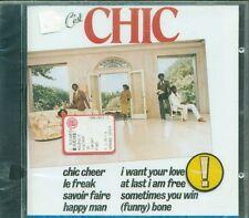 Chic - C'Est Chic (Nile Rodgers) 1St Press Siae Rosa Cd Sigillato