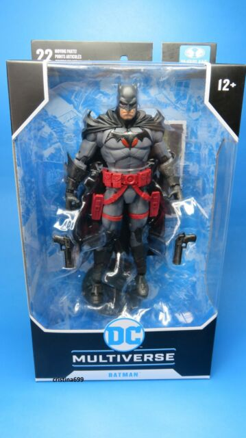"MCFARLANE TOYS FLASHPOINT BATMAN 7"" ACTION FIGURE  DC MULTIVERSE NECA"