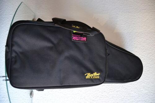 Gigbag Koffer Rucksack Es-Altsaxophon Boston Leichtkoffer super gepolstert Neu