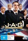 JAG : Season 5 (DVD, 2009, 6-Disc Set)