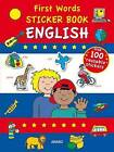 First Words Sticker Book: English by Award Publications Ltd (Paperback, 2011)