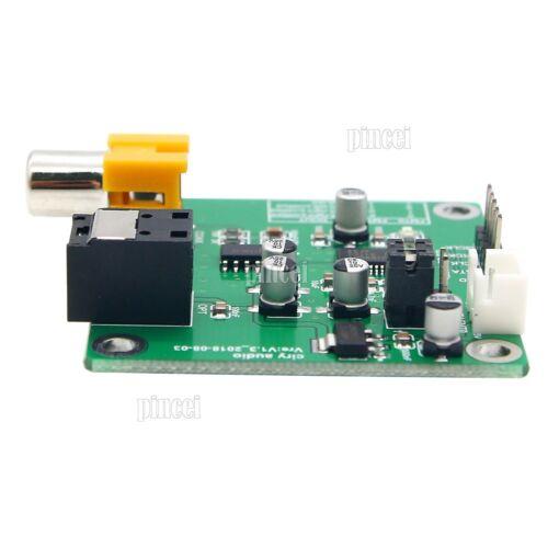 DIR9001 Fiber Coaxial Receiver Module 24bit 96Khz Dedicated for DAC