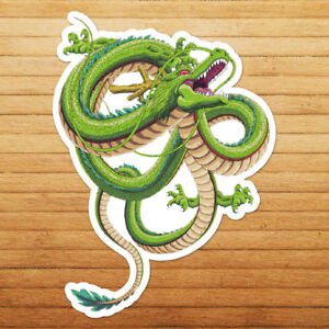 Dragon Shenron God Shenlong Ultimate Die Cut Wall Car Window Decal Sticker