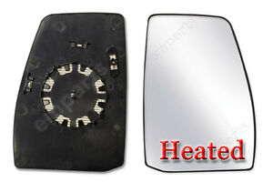 Ford-Transit-Custom-Heated-Wing-Mirror-Large-Glass-O-S-Backing-Plate-2012-2019