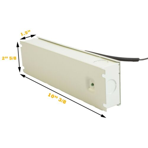 ETL 24v Dimmable Power supply for LED Strips 80w 96w Compatible Lutron Leviton