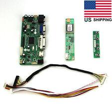 DIY HDMI VGA Driver Board (HDMI+VGA+DVI+AUDIO) LVDS LCD Controller Board Kit