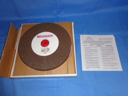 "1 BENCH or PEDESTAL GRINDING WHEEL A60 M abrasive 7/"" X 1/"" X 1/"" WESTWARD 6NX23"