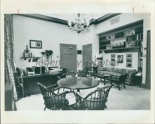 1970 Office in the White House Original News Service Photo