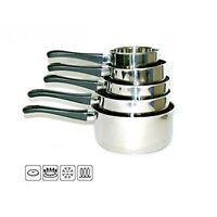 Casserole Inox X 5 Lot Induction Pp Code 12081750