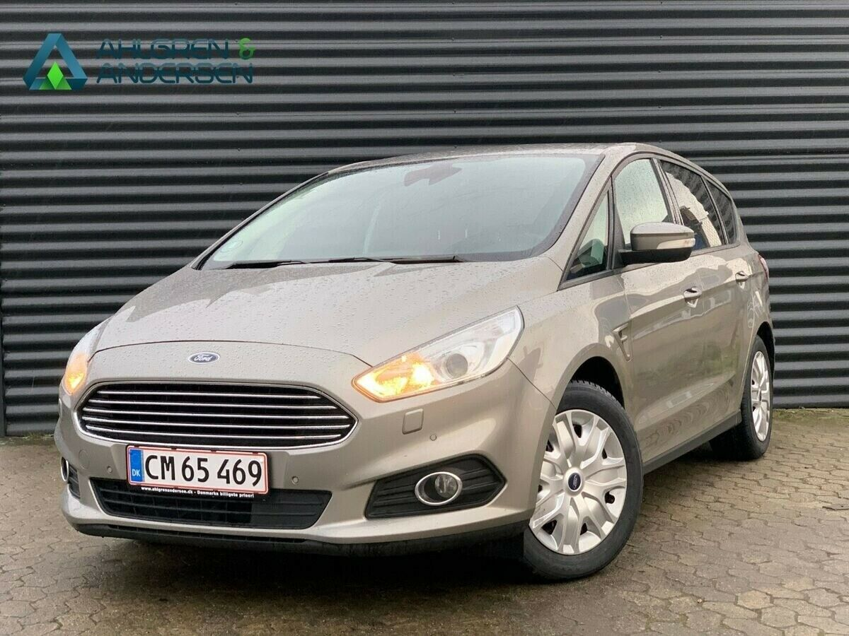 Ford S-MAX 2,0 TDCi 150 Trend 5d