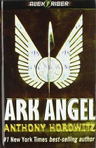 Ark-Angel-An-Alex-Rider-Adventure-by-Horowitz-Anthony-Book-The-Fast-Free