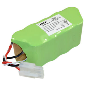 Hqrp Battery For Shark Freestyle Sv116n Sv1106n Sv1110