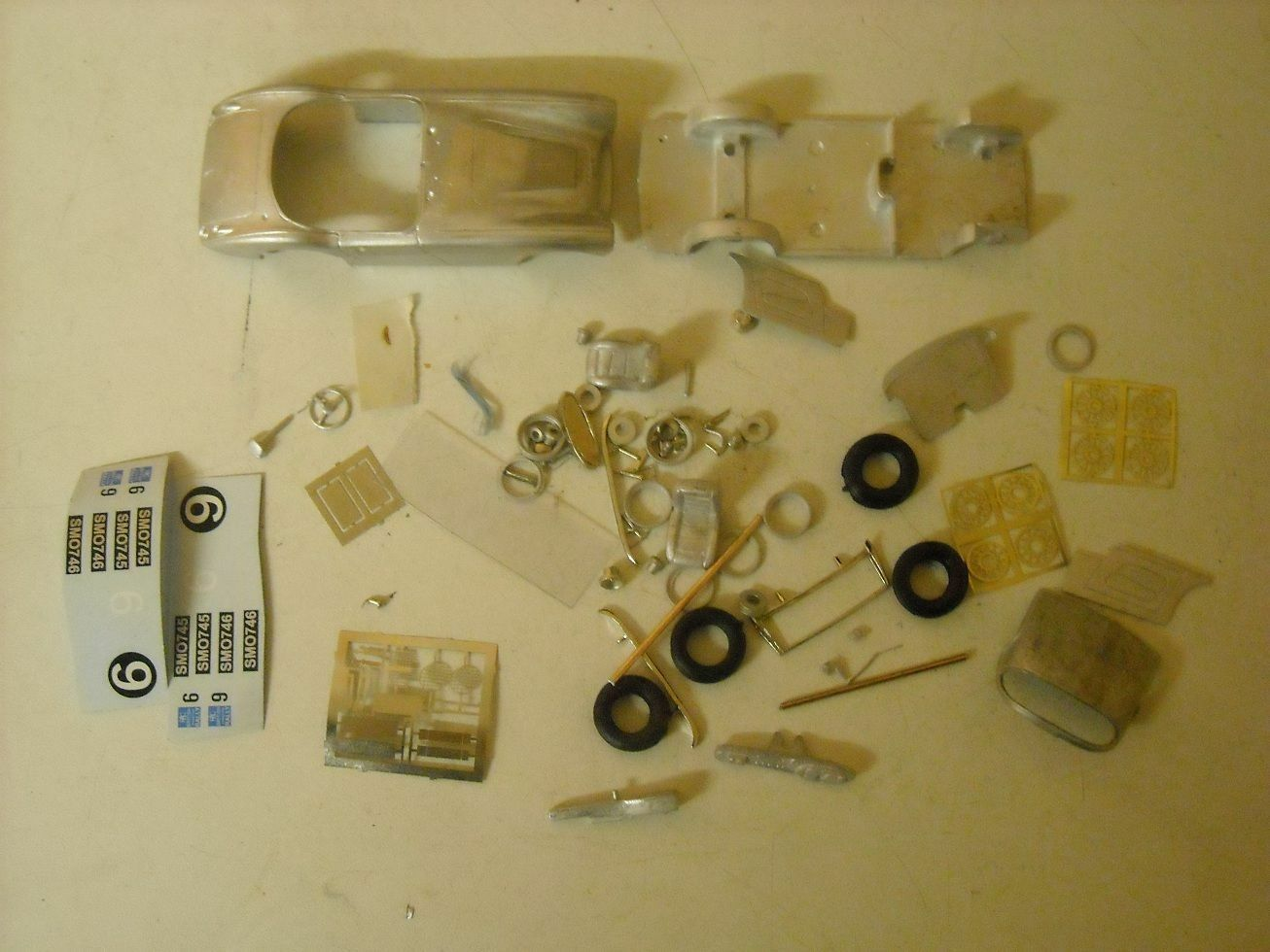 Austin Healey 3000 road and rally cars cars cars  1 43rd scale by K & R Replicas c26eb5