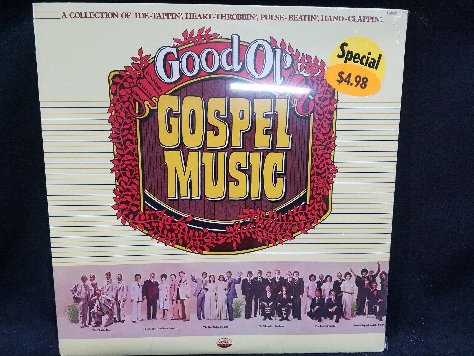 Good Ol/' Southern Gospel
