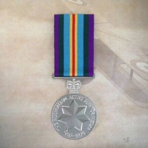 Australian Active Service (AASM) Medal 1945 - 1975  | VIETNAM | KOREA | MALAYA