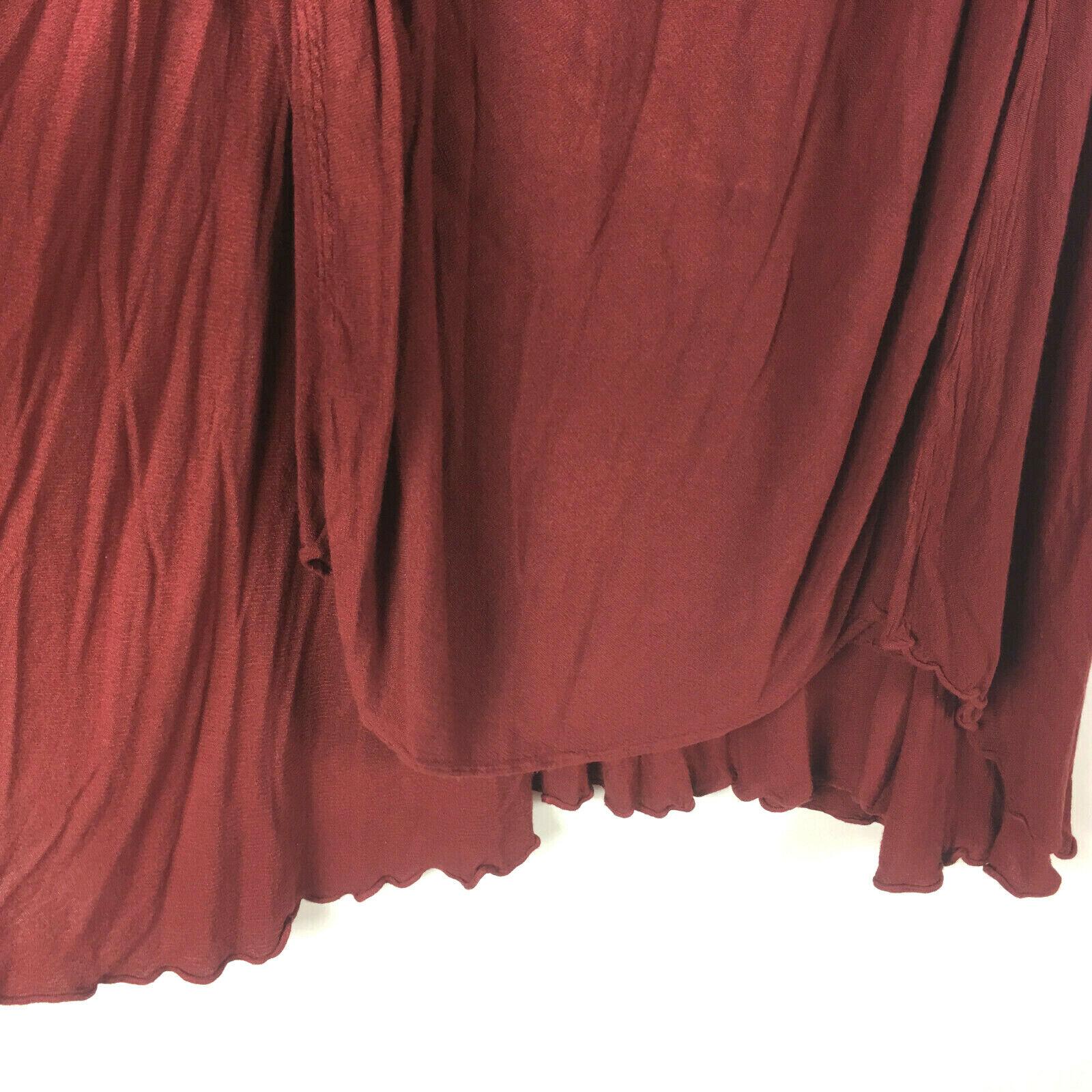 Laise Adzer Skirt Women's Small Medium Large Lage… - image 7