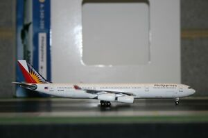 Die-Cast ACTCJDM Aeroclassics 1:400 Turkish Airlines Airbus A340-300 TC-JDM