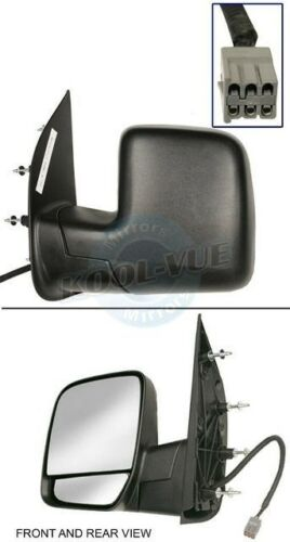 New Driver Side Mirror 2003 2004 05 06 E 450 Super Duty