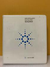 Hp 08970 90112 Noise Figure Measurement For 8970b 8971b 8971c Operating Manual