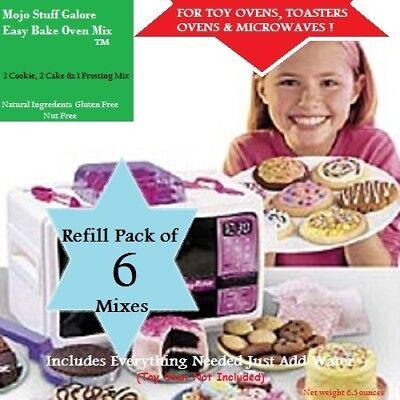 Easy Bake Oven MixesRefill Pizza 6 PACK Super DEAL