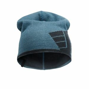 Details about Snickers Workwear Reversible Beanie Hat in navy black or  petrol  grey 9015 9088 fe81f45da9d